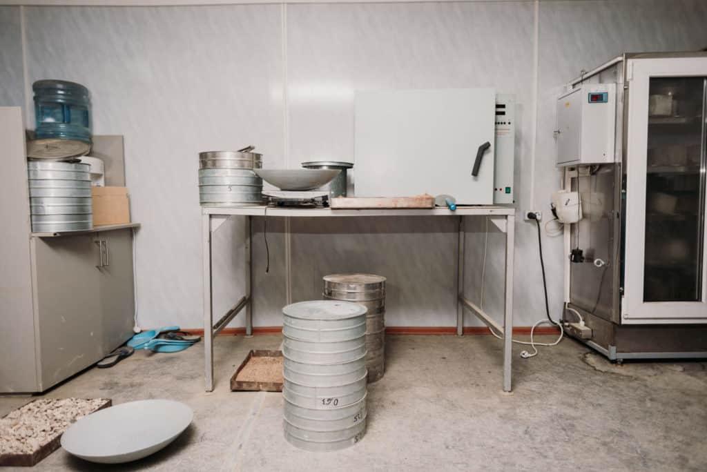 Лаборатория завода
