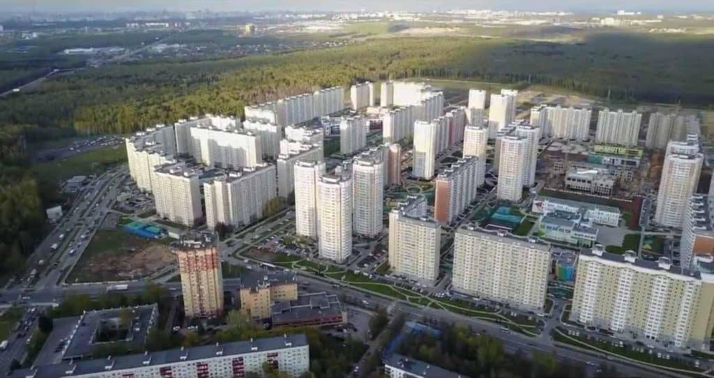 Кукпить бетон в Московском